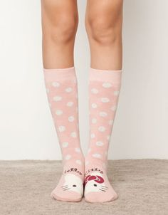 Chaussettes hautes Hello Kitty - Chaussettes - Accessoires - France