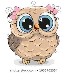 Illustration about Cute cartoon owl girl isolated on a white background. Illustration of head, carnivore, birds - 110850219 Owl Clip Art, Owl Art, Cartoon Cartoon, Cute Images, Cute Pictures, Environmental Crafts, Owl Vector, Owl Tattoo Design, Cute Owl