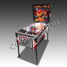 View our top-quality James Bond Pinball Machine to add that touch of fun to your games room, office space or home decor. Machine Image, Machine Photo, Luxury Gifts For Men, Pinball, James Bond, Diy Beauty, Diy Fashion, Diy Gifts