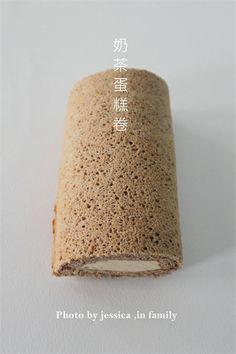 【肉桂打噴嚏】奶茶蛋糕卷