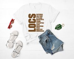 Locs Meaning Unisex T-Shirt