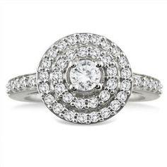 https://ariani-shop.com/3-4-carat-diamond-brilliance-ring-in-10k-white-gold 3/4 Carat Diamond Brilliance Ring in 10K White Gold