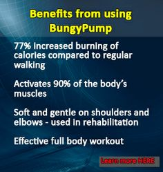 For more information visit the official US website for BungyPump at www.bungypumpus.com
