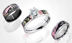 Realtree Tattoos | pink realtree diamond ring series Pink realtree diamond ring Design