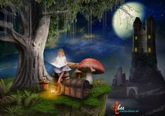 """Imagination is an essential part of our life, for it is what inspires us to dream, and from those dreams, we shall manifest.""  - Jasmeine Moonsong   **original artwork by: Dheean dheean.deviantart.com/**  http://wiccanmoonsong.blogspot.com/2014/07/daily-message-july-8-2014.html"