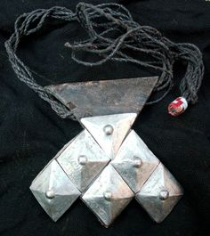 Tuareg amulet necklace. Obsessed. Must have :-)