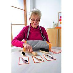 SAC D'ACTIVITÉ NONNA ANNA Maria Montessori, Alzheimers Activities, Elderly Care, Home Activities, Alter, Acting, Training, Blog, Couture