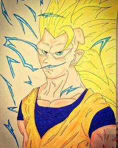 Goku Saiyen lll ~Manu