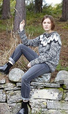 Tjorven Wool Jumper - Plümo Ltd Jumper, Peplum, Wool, Knitting, Fashion, Moda, Tricot, La Mode, Jumpers