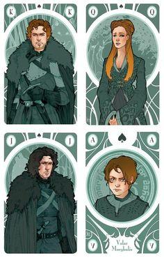 Cartas Stark