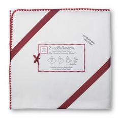 Organic Ultimate Receiving Blanket - Award Winning Blankets - 123 Swaddle Instructions - SwaddleDesigns