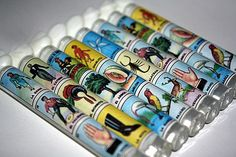 Mexican Wedding Favors Bubbles Loteria Game via Etsy