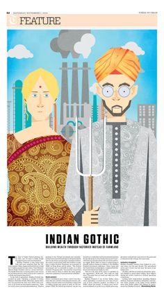 Indian Gothic