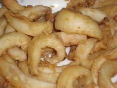 Spanish Food, Onion Rings, Shrimp, Meat, Ethnic Recipes, Gastronomia, Apartments, Spanish Dishes