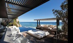 beautiful modern family home designed by SAOTA , located in Cape Town
