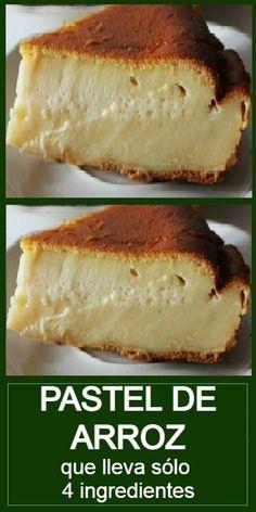 Mango Dessert Recipes, Easy Desserts, Smoothie Recipes, Delicious Desserts, Gelatin Recipes, Baking Recipes, Cake Recipes, Veggie Soup Recipes, Flan