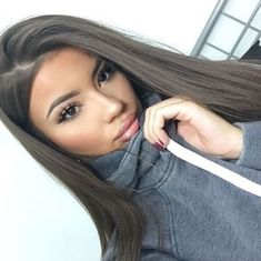 Image result for light brown and blonde balayage ON BLACK HAIR
