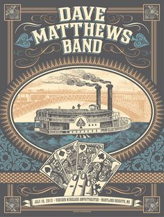 Image of Dave Matthews Band - St. Louis (Maryland Heights)