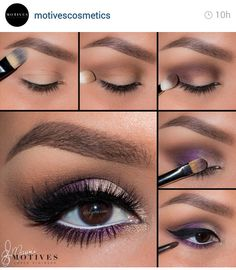 Just a bit of purple. Love it!