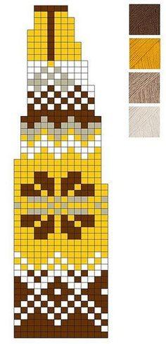 ВЯЗАНИЕ ДЛЯ СУМАСШЕДШИХ Fair Isle Knitting Patterns, Knitting Charts, Loom Patterns, Loom Knitting, Knitting Stitches, Hand Knitting, Crochet Patterns, Knitting Machine, Motif Fair Isle