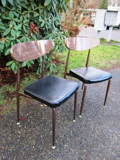 seattle mid century furniture. seattle vintage mid century dining dinette chairs 60 httpfurnishlyst furniture