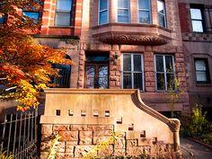 Harlem New York    |  Brownstone
