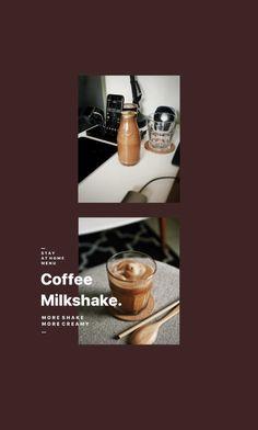 Creative Instagram Photo Ideas, Instagram Design, Instagram Story Template, Instagram Story Ideas, Coffee Instagram, Instagram Feed, Typography Inspiration, Graphic Design Inspiration, Instagram Story Filters