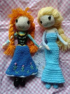 Princess Anna &Elza