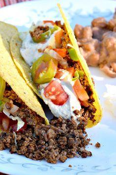 Amazing Cauliflower Tacos - Brand New Vegan                                                                                                                                                                                 More