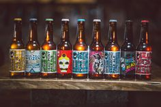 BREWDOG BEERS FOR 2016