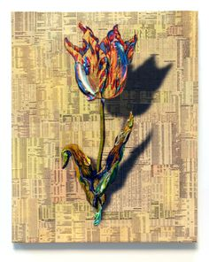 Tulipmania Series, No.1 (2012) - Gordon Cheung