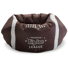 Bea Football Bean Bag Chair 39 Liked On Polyvore Featuring Home Furniture