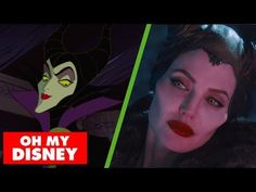 My very favorite, Angelina Jolie, has now played two of my favorite characters; Lara Croft and Maleficent. *happy, contented sigh*