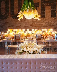 Style File - Spark to Flame | WedLuxe Magazine