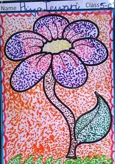 Image result for dot art for children