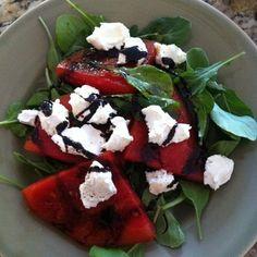Carpaccio salad. So yummy.