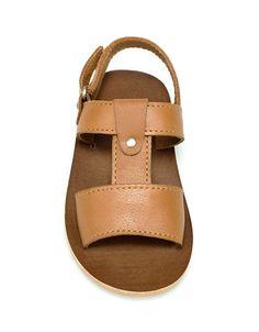 Zara baby leather sandal