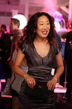 Cristina - Sandra Oh - Grey's Anatomy #Net5