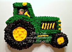 The Tractor Cake is the perfect cake for those of us living in the Heartland. This particular cake has a soft spot with me because it was a special request cake from my nephew, Nick, for his...