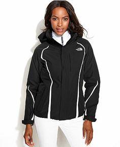 The North Face Jacket, Kira Triclimate Ski Jacket - Coats - Women - Macy's