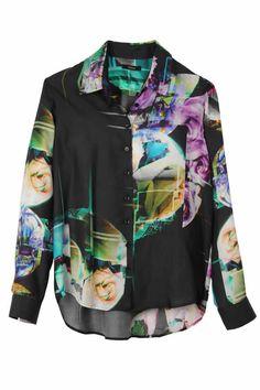 Camisa Feminina Manga Longa Ref. 304600454-Var1 Forum