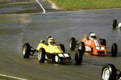 lacurvaparabolica:  Ayrton Senna,Formula Ford 1600, 1981.