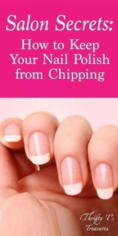 Salons don't want you to know their tricks and hacks for long lasting manicures. I'm a nail tech who is excited to share one of my best beauty hacks with you.how to keep your nail polish from chipping! If you apply these simple tips you'll learn how fun Tips And Tricks, Makeup Tricks, Hair Tricks, Diy Makeup, Essie, Diy Your Nails, Diy Nails That Last, Diy Nails At Home, Uñas Fashion