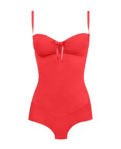 Grace & Wilde Luxury Shapewear - The Body from the Premiere Collection in Lady in Red