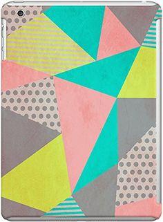 808ede0e69 DailyObjects Geometric Pastel Case For iPad Mini/Retina Display