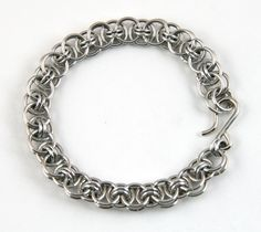 Helm Chain Bracelet Tutorial