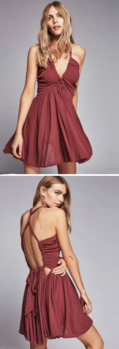 backless dresses,casual dresses,dresses outfits,dresses for womens,pleated dress