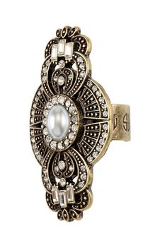 Samantha Wills Hidden Parlour ring. Samantha Wills, Parlour, Bridal Accessories, Bridal Collection, Fashion Jewelry, Wedding Inspiration, Sparkle, Girly