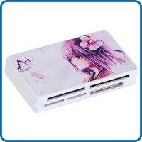 Personalisiertes USB - Lesegerät für Speicherkarten Usb, Electronics, Phone, Memory Boards, Word Reading, Telephone, Phones