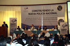 Honduras: Comisión urge aprobar nuevas leyes para modernizar la Policía  Hoy continúa el proceso de depuración de policías de la exdirección de Tránsito y exagentes de la DNIC. En informe de rendición de cuentas aseguran que proceso es infrenable. La Comisión Depuradora presentó los avances de cinco meses de trabajo. Foto: Andro Rodríguez